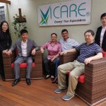 VICARE recebe equipe da Victor Medical Instruments e do Xiangya Hospital 7