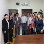 VICARE recebe equipe da Victor Medical Instruments e do Xiangya Hospital 6